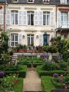 French Country Landscape Design Central New Jersey Home and