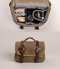 Field Camera Bag, Tanner Goods
