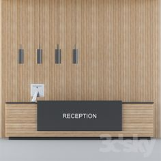 models: Other - Reception Counter Design, Office Reception Design, Modern Reception Desk, Office Table Design, Industrial Office Design, Reception Areas, Office Interior Design, Lobby Interior, Clinic Design