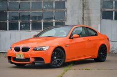 2013 BMW M3 Coupe Lime Rock Park Edition