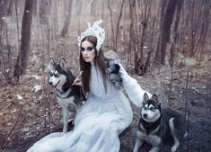 Winter Decadence (ravenajuly) Tags: winter wedding red white snow cold look fashion forest dark hair photography beads model husky long dress embroidery july accessories russian wolves decadence ravena headdress dods ravenajuly ravenaartcom Hair Photography, Fantasy Photography, Photography Photos, Snow Girl, Embroidery Dress, World Best Photos, Red Wedding, Dark Hair, Look Fashion