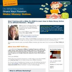 Multi-media Program By Super Affiliate Blogger Rosalind Gardner Provides Step-by-step Instruction To Setup And Make Money From Blogs Through Affiliate Marketing. Includes Text & Video Tutorials As Well As A Community Forum. See more! : http://get-now.natantoday.com/lp.php?target=affblogpro