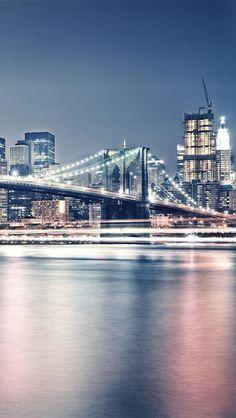 Brooklyn Bridge At Night   Get Special Hotel Deals!