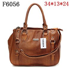Hot Sale Coach Leather Bags,Coach Lether Online,Only From $60+ [#9062] - $62.95