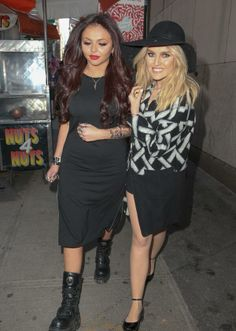 Jesy Nelson And Perrie Edwards 1000+ images about Lit...