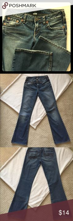 Silver Jeans Silver Jeans. Good condition. Inseam is 32.5. Silver Jeans Jeans Boot Cut