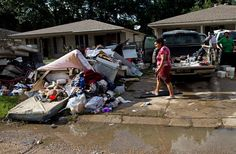 Scientists See Push From Climate Change in Louisiana Flooding - The New York…