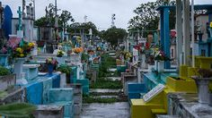 Day of the Dead also called Dia de Los Muertos is celebrated annually. I'm remembering the dead in the Mayan town of Merida, Mexico with Hanal Pixan.