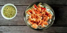 Sautéed Shrimp with Fennel