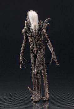 Alien+statuette+ARTFX++1/10+Xenomorph+Big+Chap+Kotobukiya