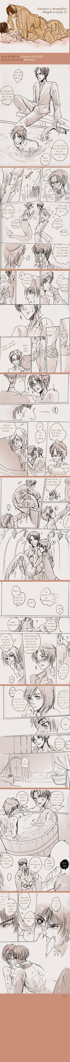 59 Best comics (Eren x Levi) images in 2015 | Attack on