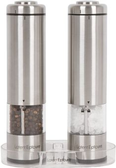 Salt And Pepper Mills, Salt And Pepper Grinders, Best Pepper Mill, Electric Pepper Grinder, Small Red Potatoes, Tuna Melts, Test Kitchen, Kitchen Dining, Kitchen Tools
