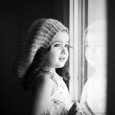 * byLucian Muset - black & white, portrait, girl, photography