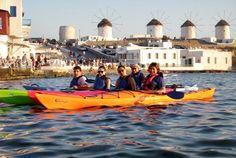 Mykonos Kayak Day Tours & Trails