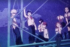 My Hero Academia uploaded by White on We Heart It