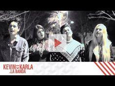All Of Me (Spanish Version) - Kevin Karla & La Banda ft. Vesta & Dani Ride (Lyric Video) - YouTube