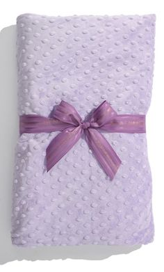 dot spa blankie http://rstyle.me/n/mts9wpdpe