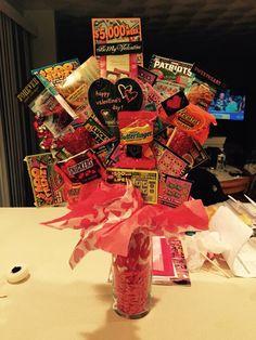 birthday gift basket for guys pinteres