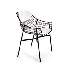 Summerset armchair | Restaurant chairs | Varaschin