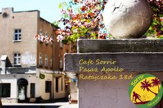 #new #Cafe #Poznań #Pasaż #Apollo #Sorrir