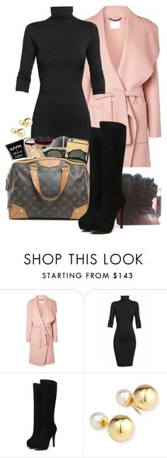 """""""I'm petty! 😂"""" by china-dolly ❤ liked on Polyvore featuring L.K.Bennett, Undress and Yoko London"""