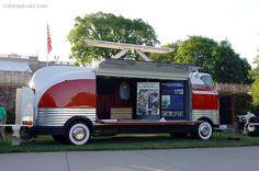 1953 GM Futurliner
