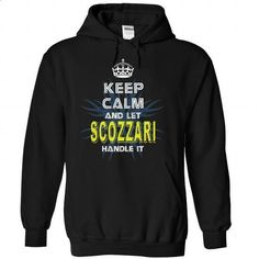 (KeepCalmNew) Keep Calm And Let SCOZZARI Handle It - #birthday gift #shirtless