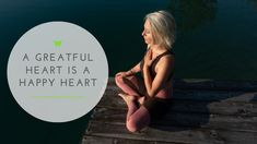 Yoga Lifestyle, Happy Heart, Blog, Movies, Movie Posters, Gratitude, Life, Film Poster, Films