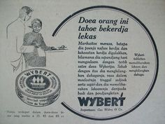 Indonesian Old Commercials:Wybert Candy