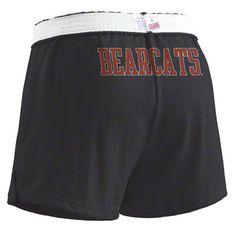 Cincinnati Bearcats Women's Black Shorts #bearcats #cincinnati #college