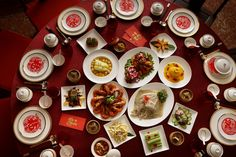 This dinner represents the Chinese New Year dinner where Jing-mei receives her life importance.    Wesley Parker