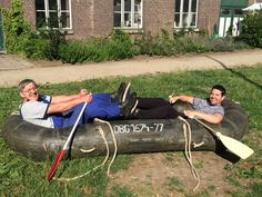 Emmaus Mossley team supports Dutch community