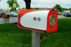 My future mailbox. No question.