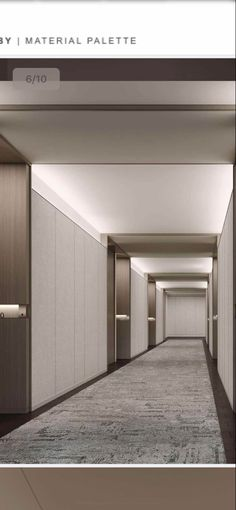 Hotel Corridor, Hotel Door, Corridor Design, Doha, Walkways, Common Area, Elevator, Model Homes, Guest Room
