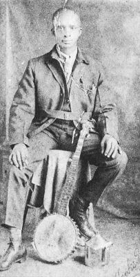 Gus Cannon (September 12, 1883 – October 15, 1979) was a blues musician who helped to popularize jug bands (such as his own Cannon's Jug Stompers) in the 1920s and 1930s. There is doubt about his birth year; his tombstone gives the date as 1874.
