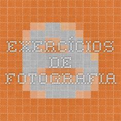 exercícios de fotografia