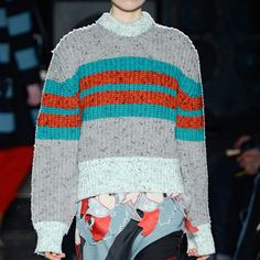 Fun Winter jumpers - Easy ways to wear Autumn fashion trends - Style Advice | Good Housekeeping