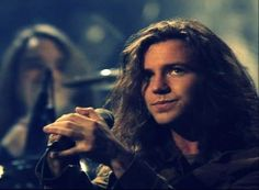 Eddie Vedder | cutest ever. Is this even a real person? Yes, it is a real person. And he is still there...and still cute.
