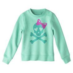 Circo® Infant Toddler Girls' Long-sleeve Sweatshirt