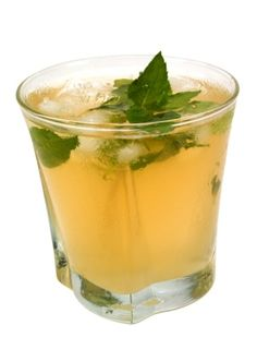 Goldfinger (1964): The Mint Julep — The Drinks of James Bond.  I must try this drink that looked so thirst quenching in the movie!