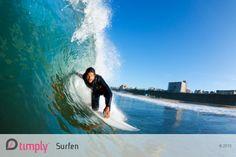 Nicht jeder hat die Gelegenheit & die Möglichkeit zum #surfen. Doch falls DU sie hast, nutze sie!