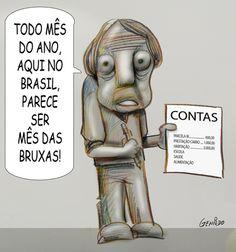 Contas: o terror do brasileiro