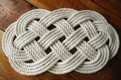 Hey, I found this really awesome Etsy listing at https://www.etsy.com/listing/178345959/rope-rug-bath-mat-smaller-cotton-rope