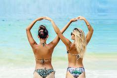 A nossa paixão por praia vem acompanhada da nossa paixão por biquínis. E claro que temos nossas marcas preferidas, aquelas que vestem melhor e que possuem uma qualidade top! Pra gente que usa biquí...