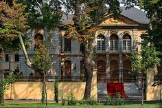 Palatul Becali Bucharest, Art Nouveau, Architecture, Arquitetura, Architecture Illustrations, Architecture Design, Architects
