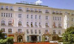 Hotel Bristol, Salzburg ~ very nice and certainly a top location from where you can walk everywhere