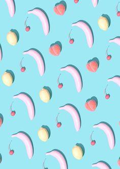 One Fruit, Two Fruit // Violet Tinder Studios Blog