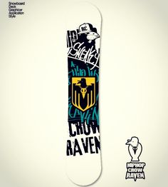 Hiphop crow raven ' Extreme brand character snowboard deck graphicer tuning design. Designed by DOLDOL. www.graphicer.com.  #Snowboard #skateboard #sk8 #longboard #surf #hiphop #bike #graphicer #mtb  #스노우보드 #그래피커 #character #characterdesign #스노우 #스노우보드튜닝 #graffiti #스티커 #돌돌디자인 #emblem #힙합 #stickers #캐릭터디자인 #raven #까마귀 #스노우보드튜닝 #스노우보드스티커. #인스타그램 #데크스티커