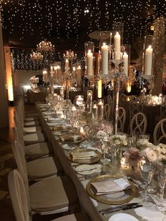 The Liberty Warehouse. 1.27.18 Lighting by Pegasus Productions, floral decor @fleursnyc. Candelabras