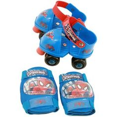 Spider-Man Toy Skate Combo